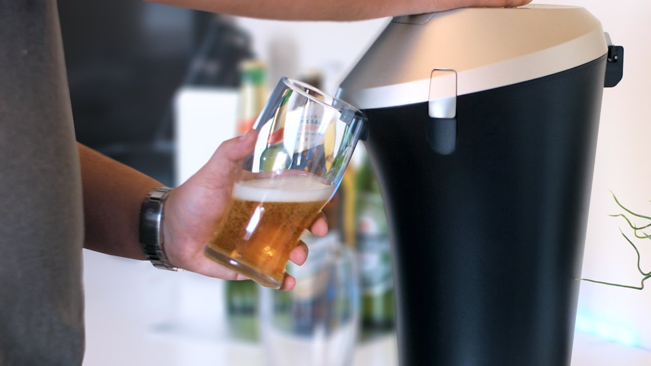 Draft beer at home? Fizzics Beer System   Review