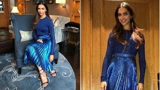 Deepika Padukone Promote XXX Movie In London
