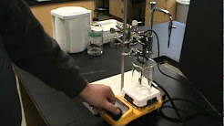 Determination of Molar Mass by Freezing Point Depression