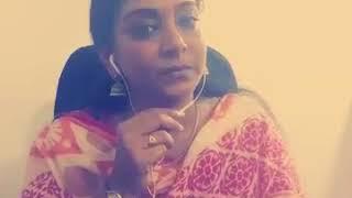 Madha un kovilil- cover - Ramyaduraiswamy