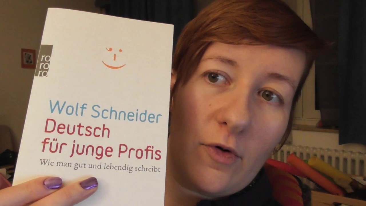 ich will deutsch schreiben lernen