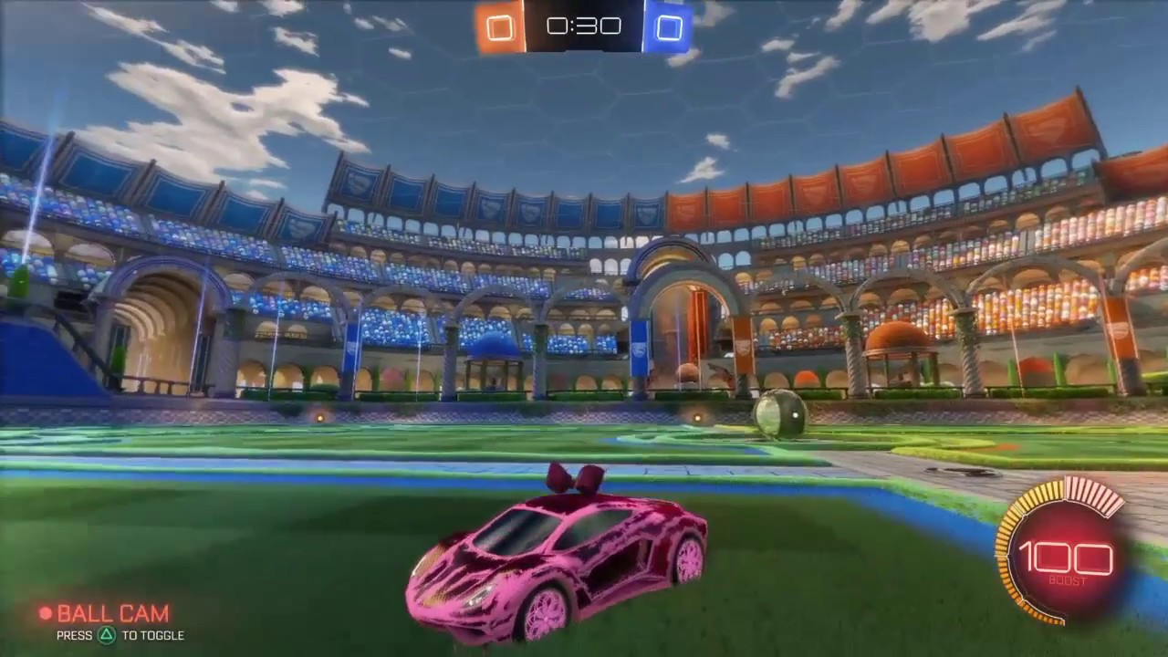 Pink roulettes rocket league hot slots