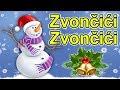 Zvončići Zvončići  Praznična pesma  Pesmica za decu  Dečija pesma  Novogodišnja pesma Deda Mraz