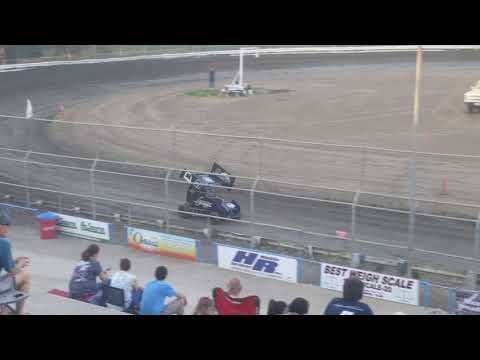 Plaza Park Raceway KOFC 9/7/18 Restricted Qualifying