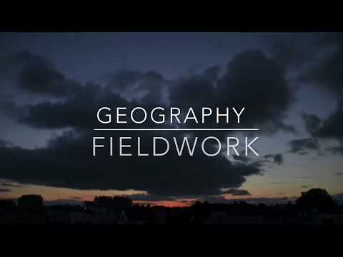 Geography Field work Video by Form 5 Students of SIS 2018