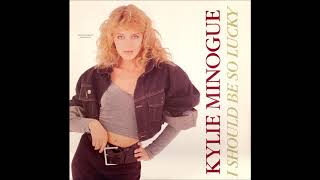 Kylie Minogue - I Should Be So Lucky (Original Dance Mix) Vinyl