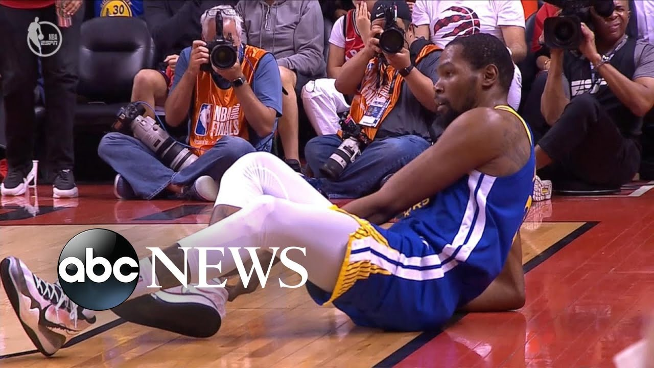 ABC News:Warriors brace for Game 6 without star Kevin Durant