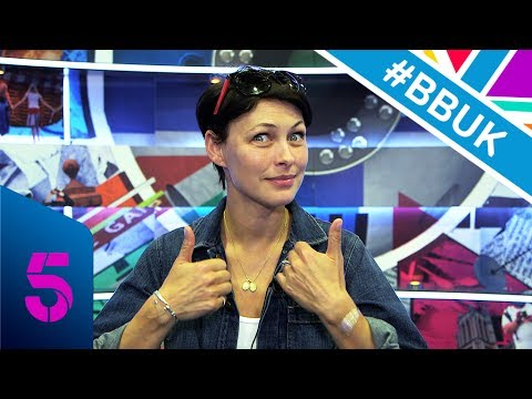 Emma Willis plays 'Never Have I Ever'