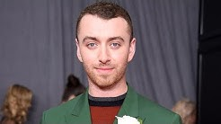 Sam Smith and Boyfriend Brandon Flynn Pack on the PDA -- See the Pic!