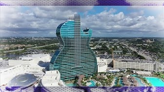 Local 10's 'Rockin' Reveal' gives you a sneak peak at the new Hard Rock Hotel