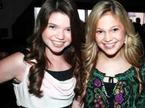 Jadin Gould And Olivia Holt American Girls Youtube