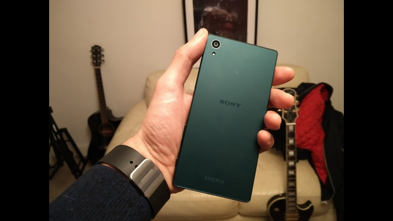 SONY - Xperia Z5 Green Unboxed - WhatGear - YouTube