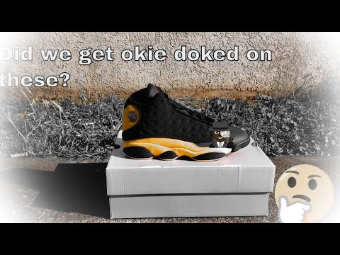 huge selection of 05066 d029a AIR JORDAN 13 MELO ON FOOT REVIEW