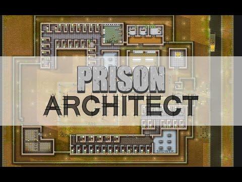 Let's Play Prison Architect Ep.5 - Prisoner Overload  Alpha 23