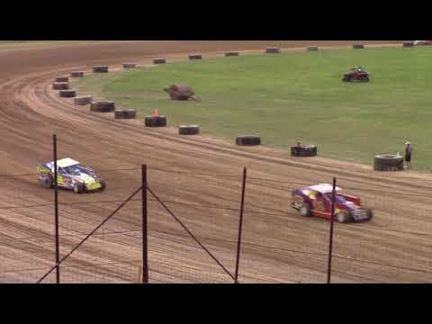 Expo Speedway BRP Modified Tour Heat 3 7/11/19