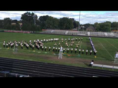 Sterling Heights High School Marching Stallions - 2016 WCS Band-O-Rama