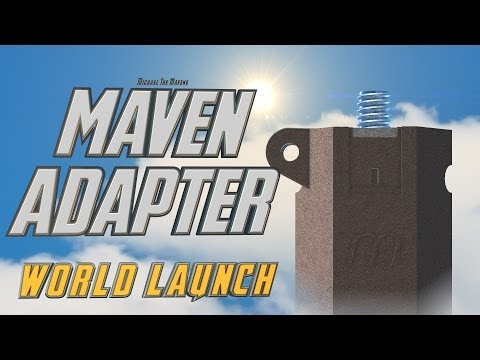 3dc3e38150fb4 The NEW Maven Adapter - Heavy Duty [MTM-SKY2] - $49.95 : Michael The ...
