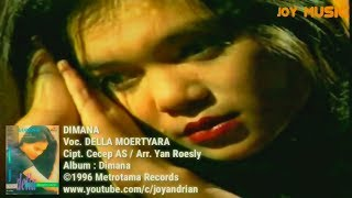 Della Moertyara - Dimana (Original Video 1996)