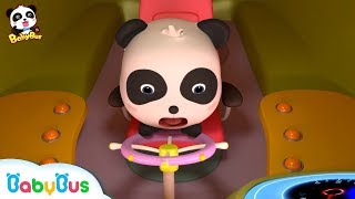 Kiki's Submarine Goes out of Order | Send Baby Whale Home | Magical Chinese Characters | BabyBus