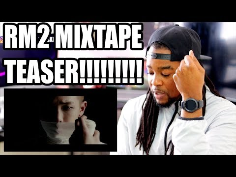 RM2 MIXTAPE TEASER!!! | RM AWAKENING | THEORY ON RELEASE DATE!!! | REACTION!!!