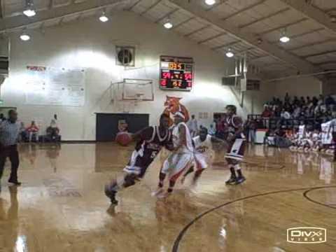 Gardner's game-winning shot vs Calhoun City