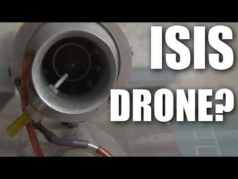 Is this the ISIS drone shown in Popular Science Magazine?