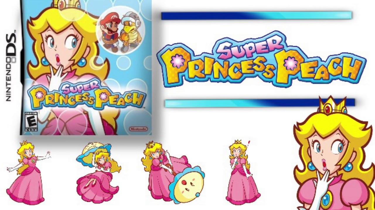 Toad Jump Super Princess Peach Youtube