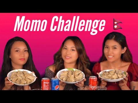 Download Pork momo Challenge | eating Nepali food challenge. #eatingporkmomo