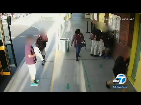 Lawsuit: 12-year-old California boy suffered brain damage in bullying incident