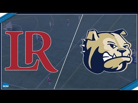 2018 South Atlantic Conference Women\'s Lacrosse - Lenoir-Rhyne at Wingate
