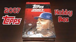 2007 Topps Ser.2 Hobby Box (recap)