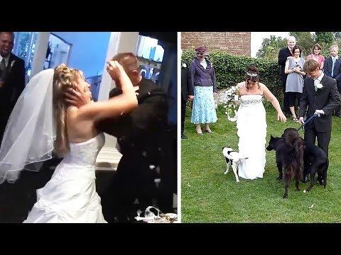 Ozzy Man Reviews: Wedding Fails