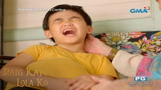 Daig Kayo ng Lola Ko: Ang sobra ay nakakasama