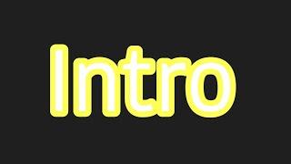 Intro 1.1|Jk4745