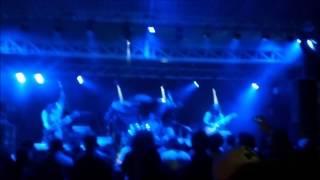 DISCIPLES - Intro + HOLIDAY OF FLESH (LIVE) AQUARIUS METAL FEST 31/08/2014