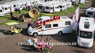 Dethleffs-Vertragshändler I Camping-Freizeitzentrum Sägmühle, Trippstadt/Pfalz