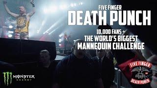 5FDP ON TOUR: World's Largest Mannequin Challenge