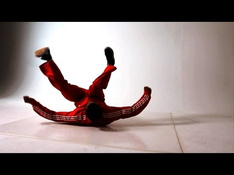 How to Do a Back Spin | Break Dancing