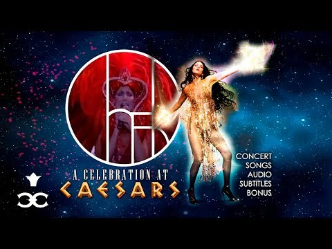Cher - A Celebration at Caesars - DVD Preview