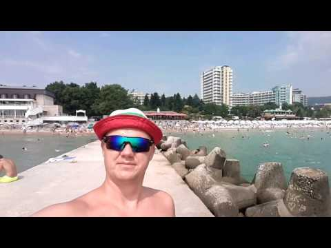 Отдых в Болгарии 2017 Золотые пески Отель Амбасадор
