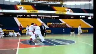 Campeonato Regional Zona Norte de Karate 2008 - Trujillo Perú (Felipe Salaverry Muñoz)