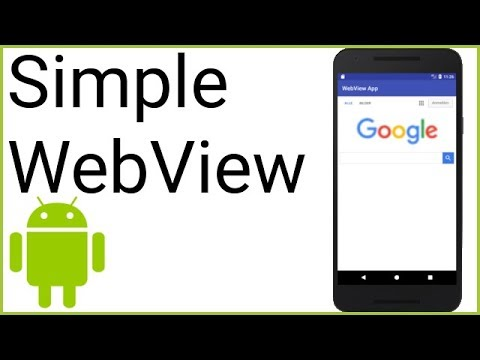 WebView - Android Studio Tutorial