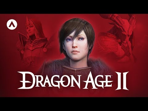 The History Of Dragon Age 2