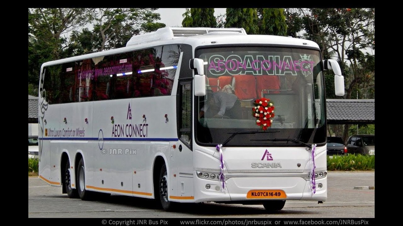 Scania Aeon Connect Hd Metrolink 14 5m Multi Axle Bus