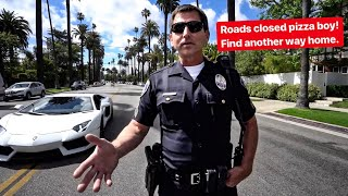 Download YOU WON'T BELIEVE WHAT BEVERLY HILLS POLICE LET US DO... Mp3 and Videos