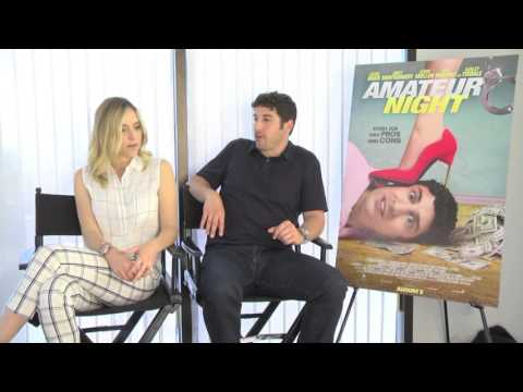 Amateur Night: Interview with Jason Biggs & Jenny Mollen