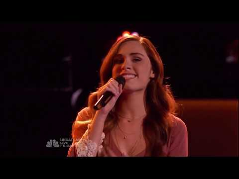 "Sydney Rhame: ""Photograph"" (Blind Audition) - The Voice 2015"