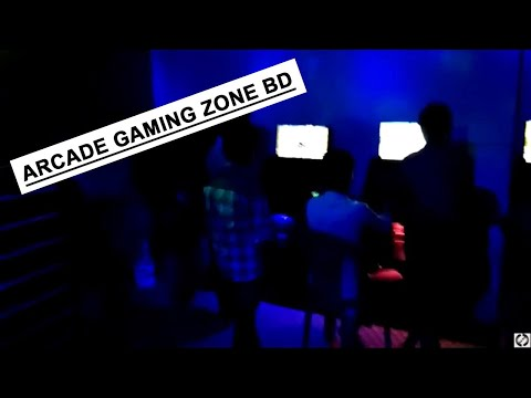 Bangladesh local arcade gaming zone [ZERO ME]