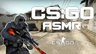 ASMR Gaming - CsGO and Gum chewing - [Episode 2]