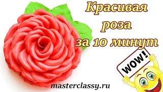 Foam roses tutorial. Цветы из фома. Красивая роза из фоамирана своими руками: видео урок
